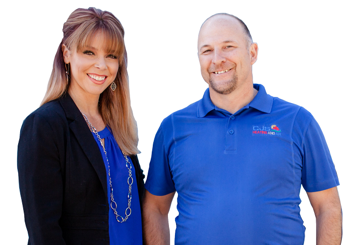 Jim and Val Bodine CJS Heating and Air Conditioning